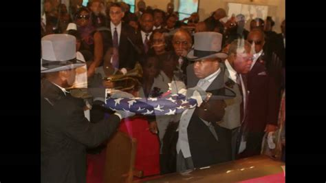 bishop willie b mitchell sr homegoing slideshow