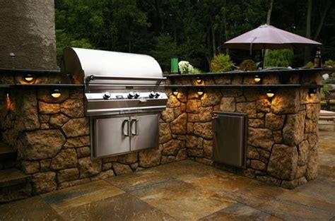 Outdoor Kitchen Lighting Lighting Doylestown Pa Photo Gallery Landscaping Network