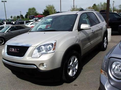 gmc acadia used 2012 used 2012 gmc acadia for sale pricing features edmunds