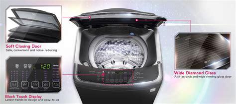 Mesin Cuci Lg Wf Sa20hd6 lg wf sa20hd6 mesin cuci top loading 20kg jabodetabek