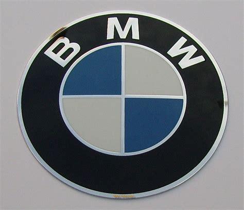 Bmw Emblem Aufkleber 60mm by Plakette Bmw Motorrad 60 Mm Emblem Schriftzug 1 X Logo