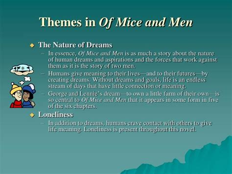 themes in of mice and men ppt of mice and men powerpoint presentation id 6204067