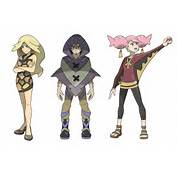 Pokemon Fire Gym Leaders Images