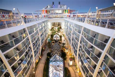 royal caribbean new boat demand for new ships propel royal caribbean earnings