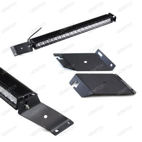 1 21 quot mount lighting kit for jeep wrangler