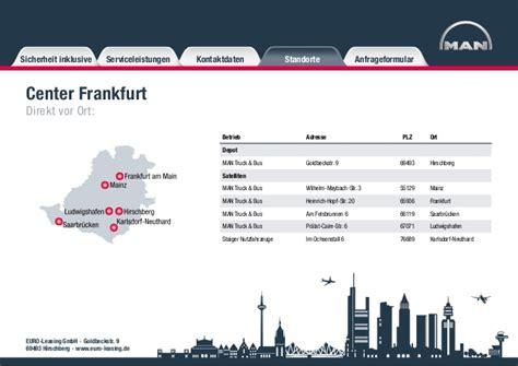 euro leasing man rental euro leasing region frankfurt
