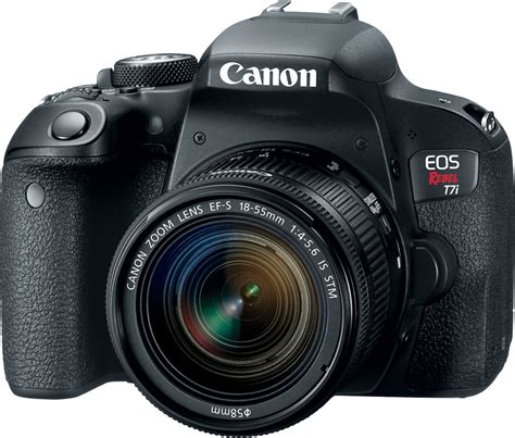 which canon is the best canon t7i review