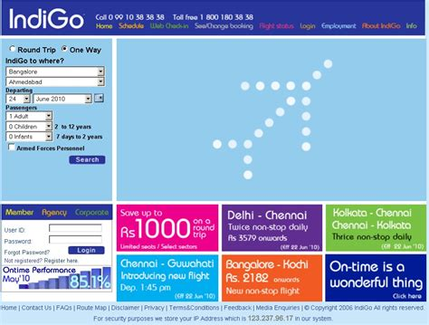 ticket booking indigo airlines pictures