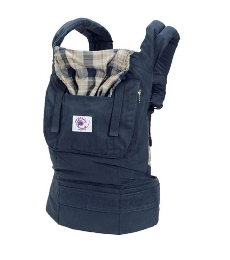 Organic Baby Carrier by Ergobaby Organic Baby Carrier Highland Navy Ca Baby