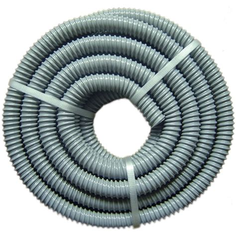 kinetic 10m grey pvc multipurpose plumbing hose