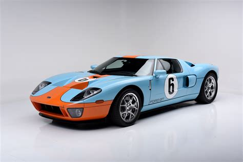 Interior Home Color Schemes 2006 Ford Gt Heritage Edition 188705