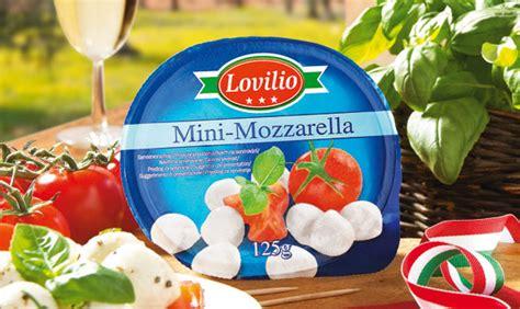 Boule De Mozzarella by Mini Boules De Mozzarella Lidl Archive Des