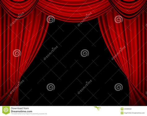 film curtain movie or theatre curtain royalty free stock photos image