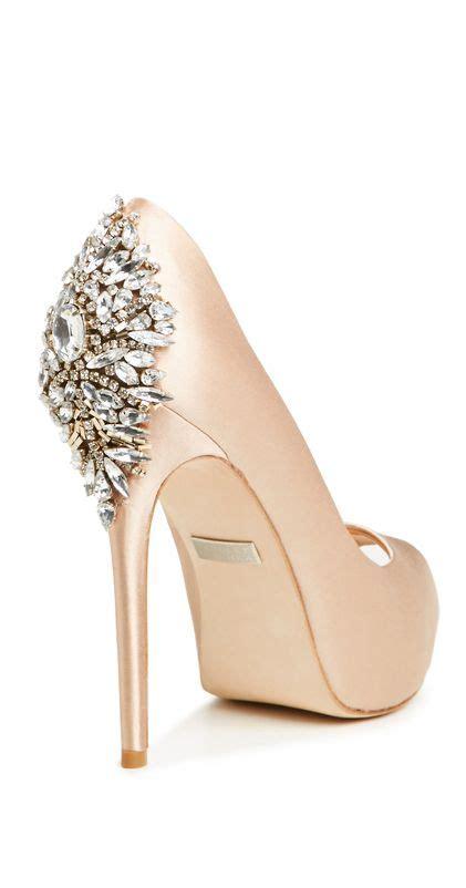 fancy high heels ivory fancy high heel and pumps for wedding