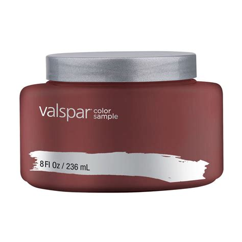 shop valspar posh interior satin paint sle at lowes
