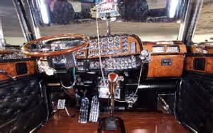 custom big rig interiors las vegas and fergus truck