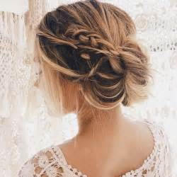 hair updos for 10 stunning up do hairstyles 2017 bun updo hairstyle