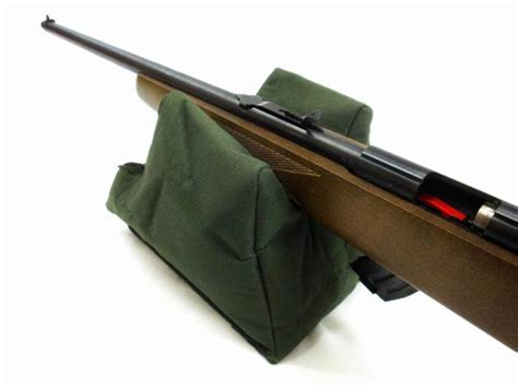 bench rest shooting bags front rifle gun bench rest shooting sand bag