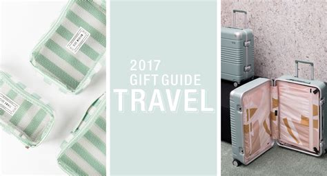 design milk gift guide 2017 gift guide travel design milk