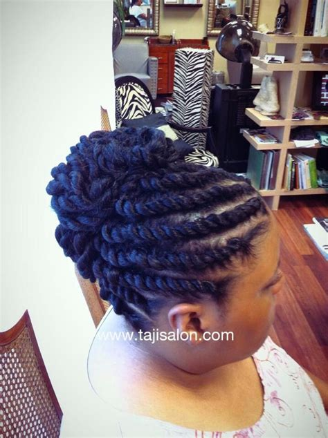 flat weve hairstyle flat twist out with extensions for me pinterest flat