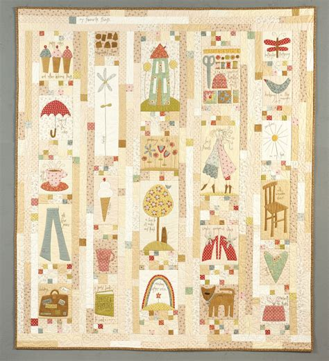 Fav Quilts by Some Of Wonderful Favorite Things Quilt Anni Downs