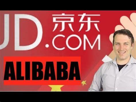 alibaba vs jd alibaba vs jd com stock analysis youtube