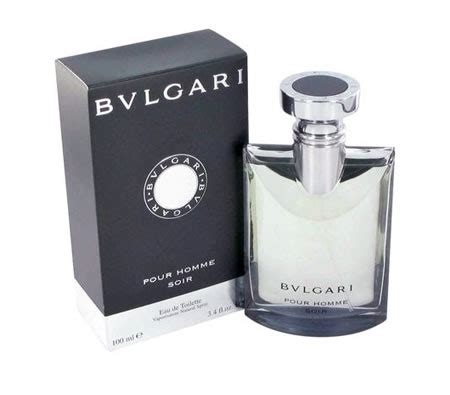 Bvlgari Pour Homme For Edt 100ml Original bvlgari pour homme soir 100ml edt sp cologne perfume fragrance spray for sales