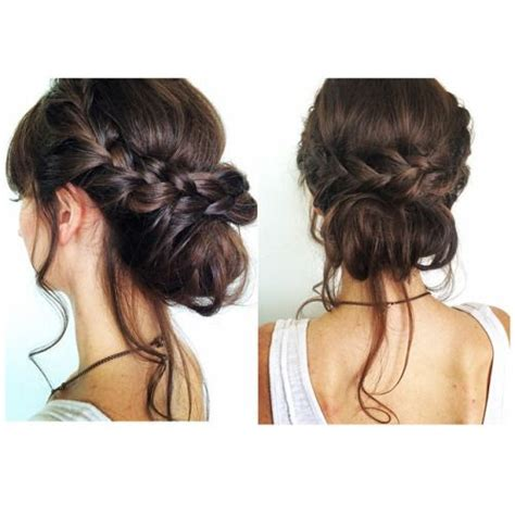 Wedding Hairstyles For Relaxed Hair by This Wedding Updo Is The Bridal Hairstyle Its An Updo