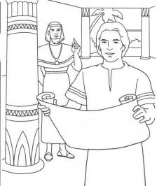 joseph coloring pages joseph and potiphar bible coloring pages joseph potiphar