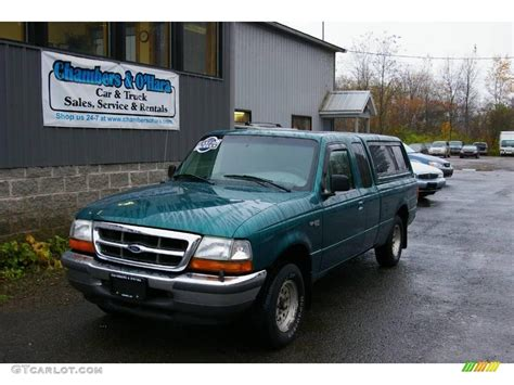 1998 pacific green metallic ford ranger xlt extended cab 20661452 gtcarlot car color