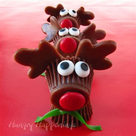 how many copies of a cup of christmas tea sold reese s cup rudolph the nose reindeer desserts