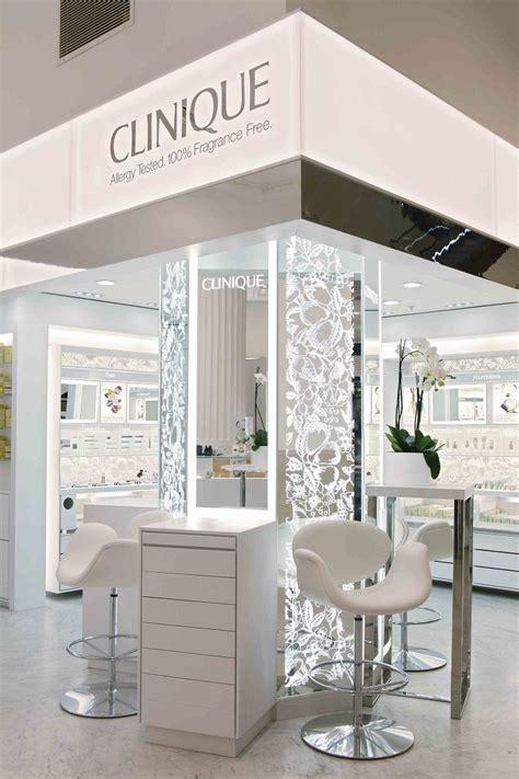 Clinique Counter clinique selfridges how do i get counter like this