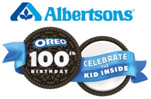 Text Instant Win - albertsons oreo birthday text instant win game