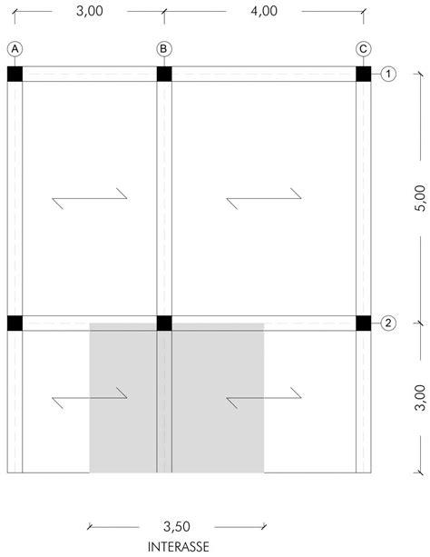 trave a mensola es 3 dimensionamento di una mensola in calcestruzzo armato