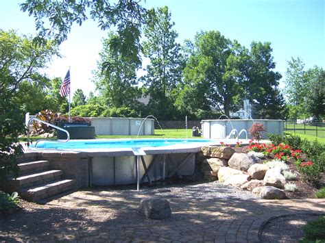 Park Patio by Pettis Pools Patio Pool Park Is One Of A Pettis