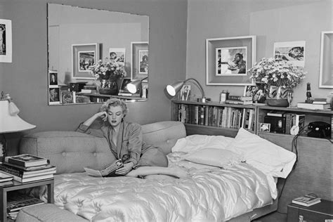 marilyn monroe bedrooms what did marilyn monroe wear to bed the answer might
