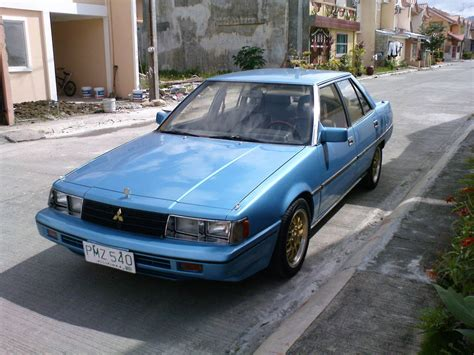 mitsubishi galant 1986 jet609 1986 mitsubishi galant specs photos modification