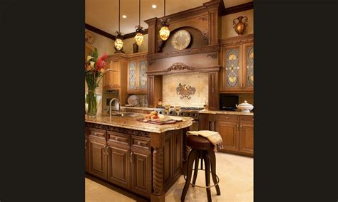 Www Kitchen Interior Design Photo Interior Design Kitchen Traditional Decobizz