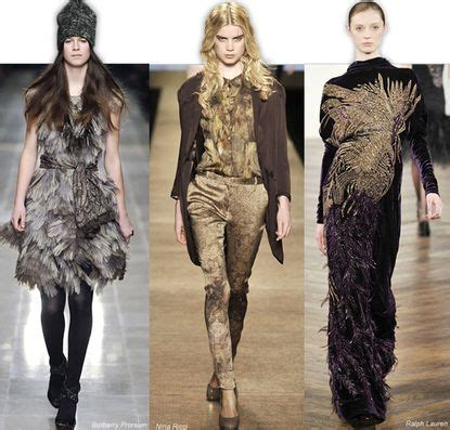 Roots Trend 2008 by Fall 2008 Burberry Prorsum Ricci Ralph