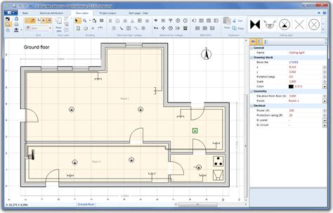 electrical floor plan software electricaldesign