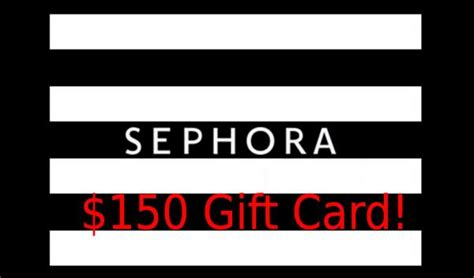 Sephora Gift Cards - a beauty giveaway justina s gems