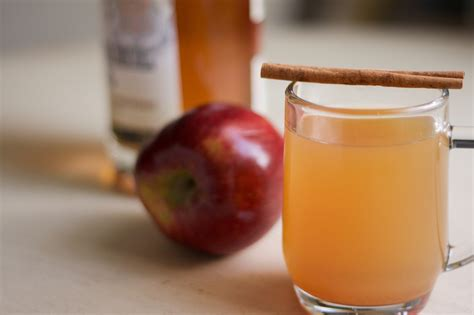 warm bourbon apple cider two sisters kitchens