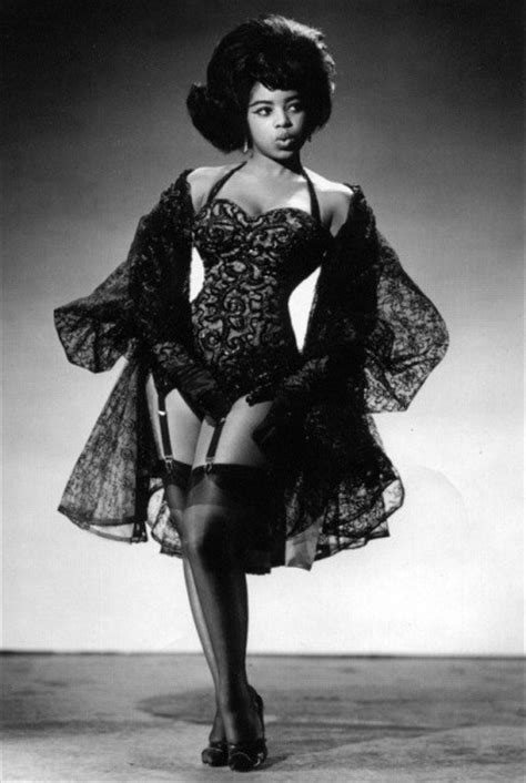 15 Unsung Vintage Black Pinup Models | Black Girl with