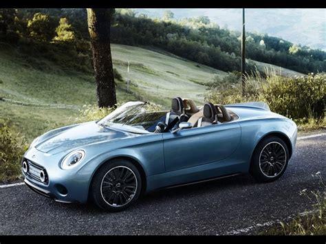 mini roadster 2018 2018 mini superleggera roadster to enter production