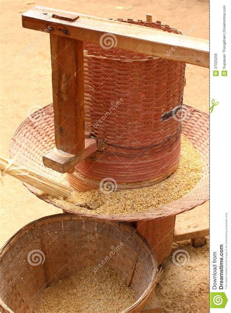 antique rice mills for sale the rice milling royalty free stock image image 37023256