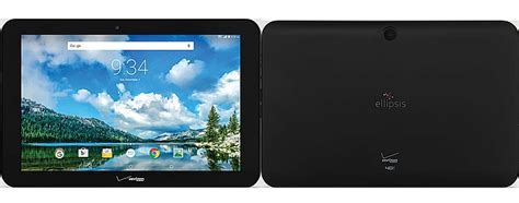verizon android tablet verizon launches ellipsis 10 tablet notebookcheck net news