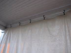 drop cloth curtains for my patio beneath my