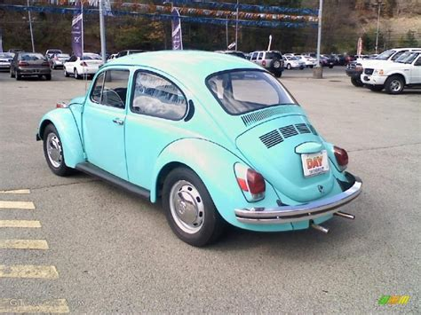 light blue volkswagen beetle coupe  photo  gtcarlotcom car color galleries