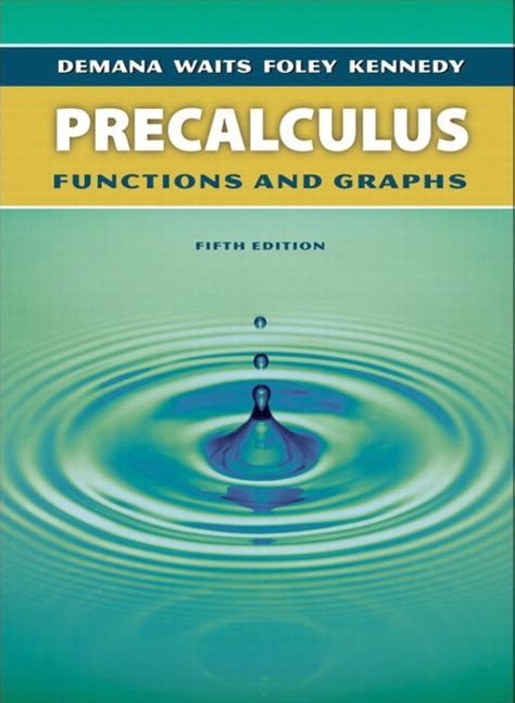precalculus books detailed answers to algebra precalculus calculus