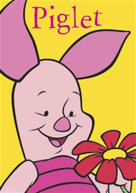 Boneka Piglet Piglet Babi Pig flanellapernik usb doll piglet